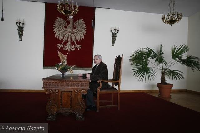 Najładniejsza palma i największy kilim z godłem są w Katowicach.