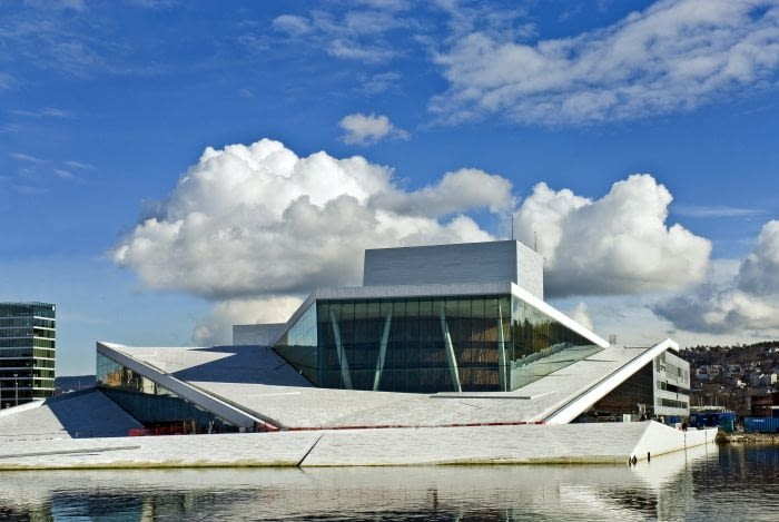 Opera Narodowa w Oslo projektu Snohetta