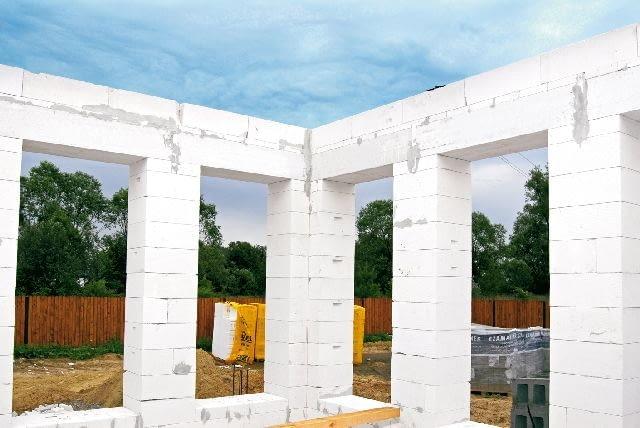 beton komórkowy,nadproża,budowa domu,ściana z betonu komórkowego