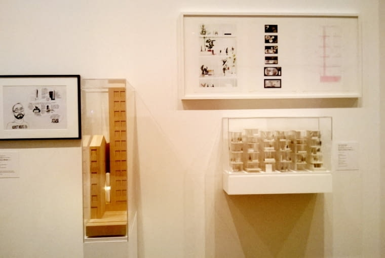 Dom Kereta na wystawie w MoMA w Nowym Jorku