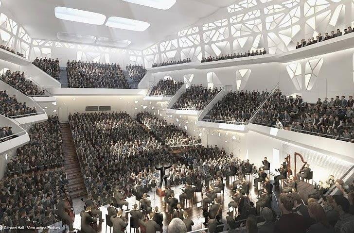 Zaha Hadid Architects, Londyn, Wielka Brytania