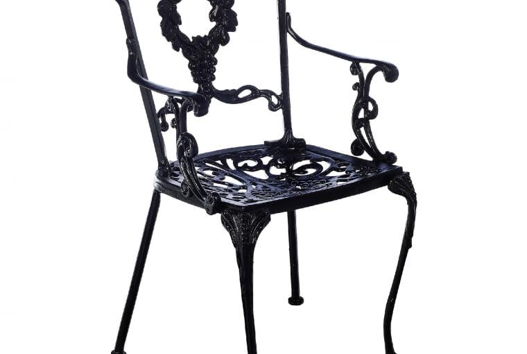 ROMANTICA, krzesło, żeliwo 449 zł Leroy Merlin