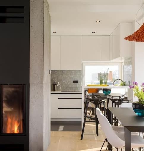 dom jednorodzinny, design w domu, niewielki dom, jak urządzić dom, oryginalny dom