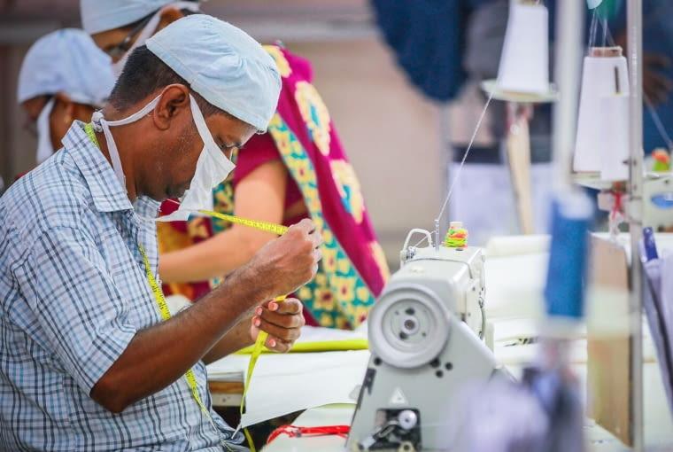 Uprawa bawełny w Indiach