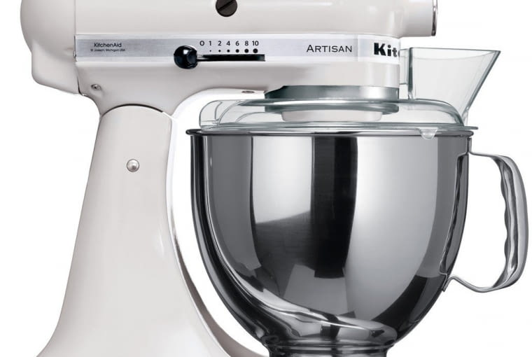 W stylu tego wnętrza: robot kuchenny KitchenAid