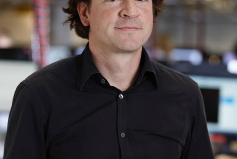 Florian Frotscher, główny architekt londyńskiej pracowni Make Architects