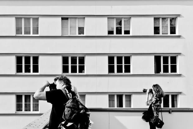 Gdyński Modernizm w Obiektywie - fot. Michał Witkowski - III nagroda