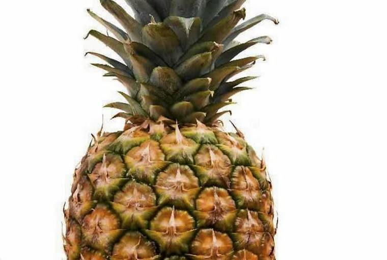 Dojrzały owoc ze zdrowym pióropuszem - taki wybierzmy do jedzenia i uprawy