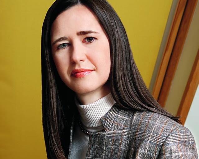 Monika Kupska - Kupis - architekt, koordynator projektów Velux Polska