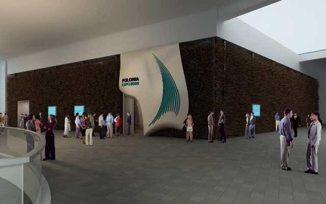 Pawilon Polski na wystawie EXPO 2008