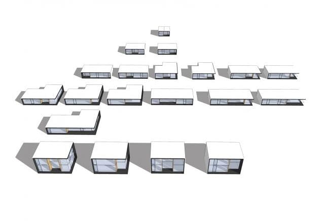 19 dzielnica, projekty mieszkań