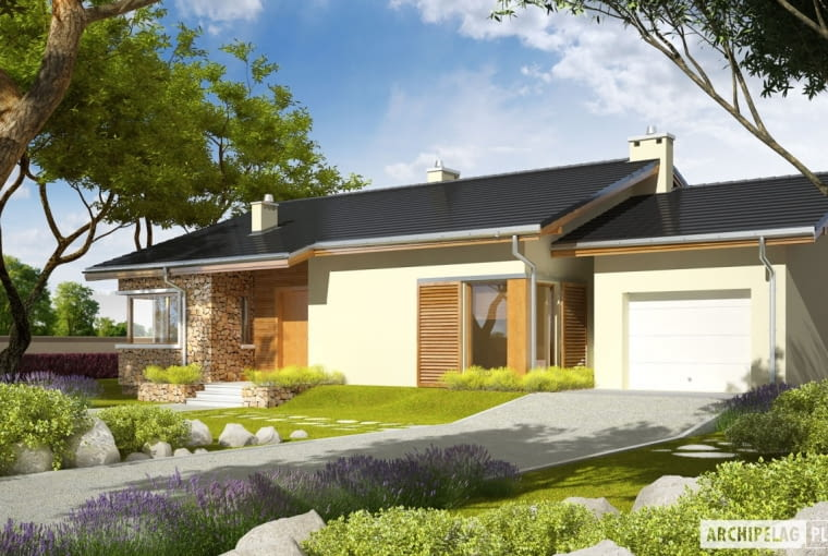 Projekt domu Bob II G1
