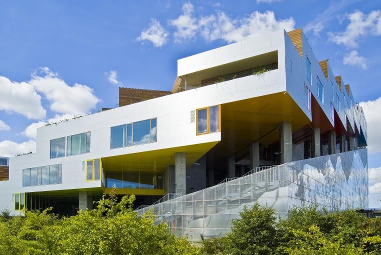 The Mountain. Proj. BIG Architects