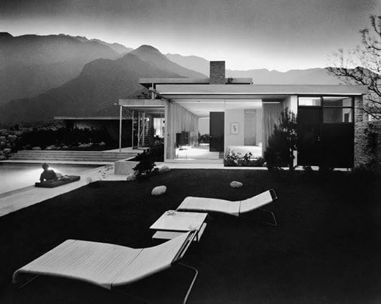 Kaufmann house, Richard Neutra, 1946