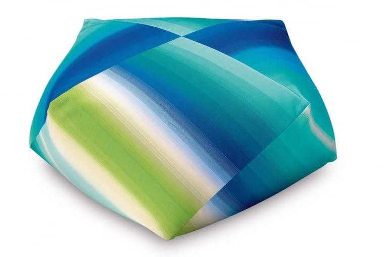 Puf Tonga Diamante, Missoni, www.missoni.com