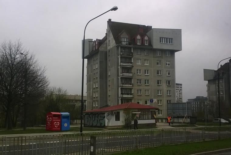 Co się stało temu domu? Lublin
