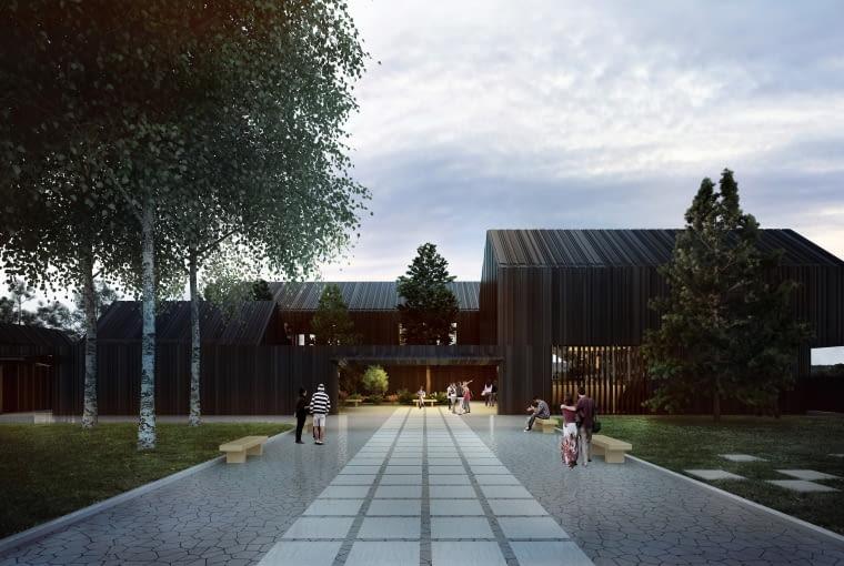 Budynek edukacyjny Marszewo