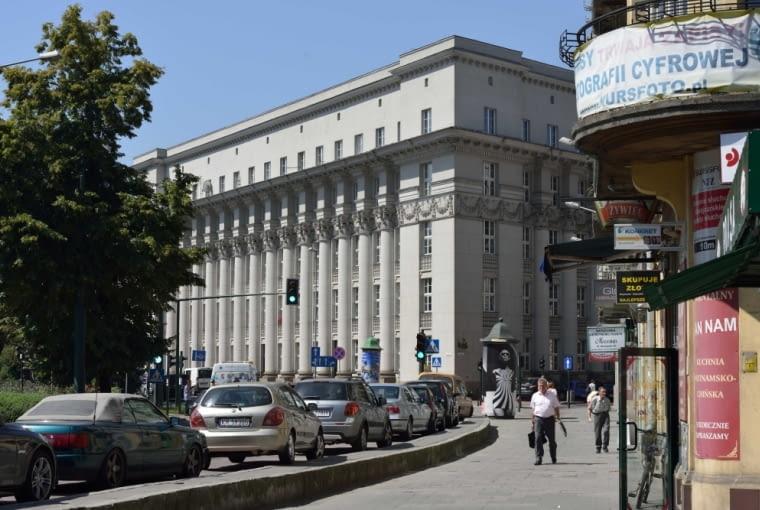 Adolf Szyszko-Bohusz, Bank PKO przy ul. Wielopole, 1924