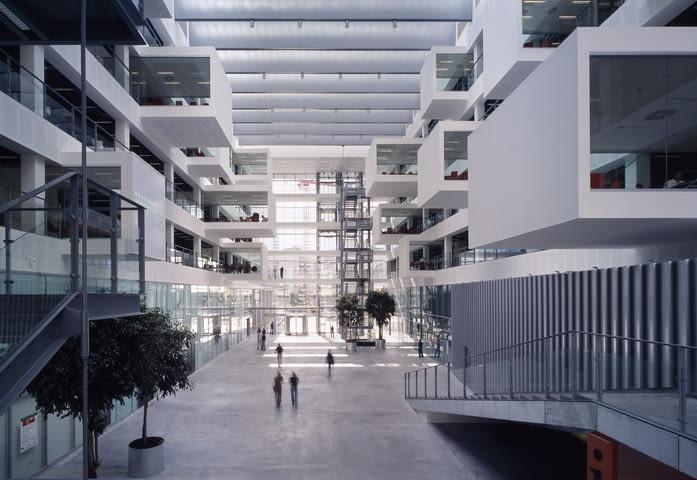 IT University, Henning Larsen Architecs, uniwersytet, kopenhaga, dania