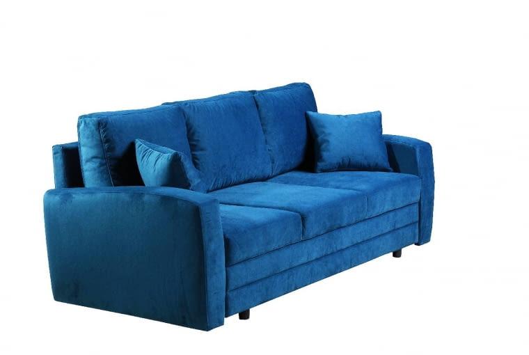 Sofa, obicie z tkaniny, dł. 220 cm, 2450 zł, IWC Meble
