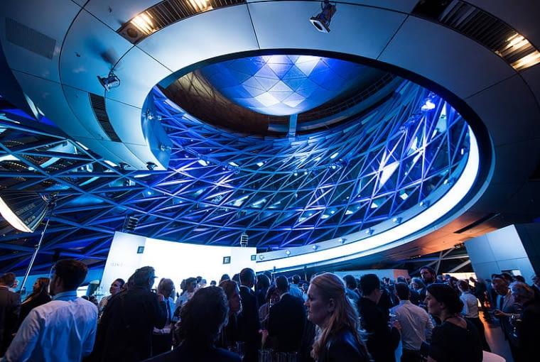 Gala Iconic Award w Monachium