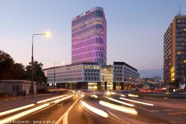 Plac Unii, proj. Kuryłowicz&Associates, Warszawa, fot. Piotr Krajewski (www.a-pk.pl)
