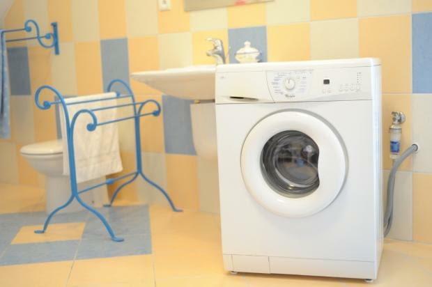 filtry do wody, łazienka, pralka