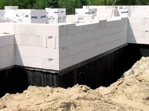 materiały budowlane, ściany jednowarstwowe