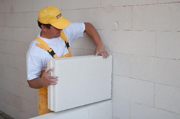 beton komórkowy, ściany działowe, murowanie ściny działowej