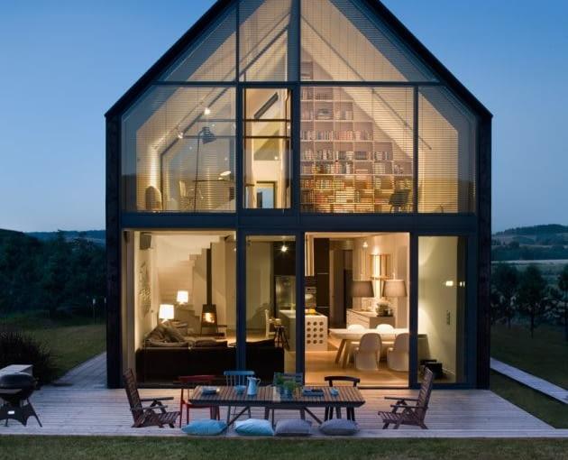 dom jednorodzinny, domy zdjęcia, domy realizacje