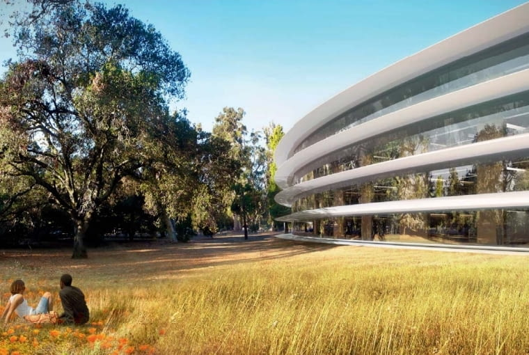 Nowy kampus apple