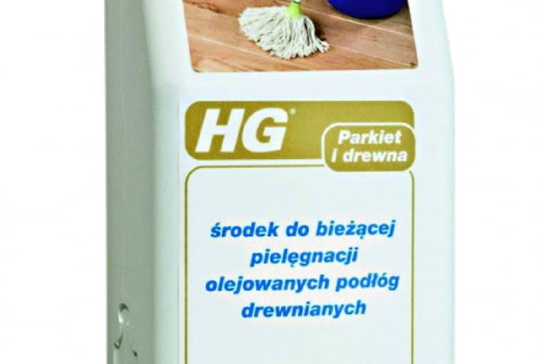Środek do bieżącej pielęgnacji, HG - do olejowanych podłóg drewnianych i korkowych, cena: 43,60zł/l