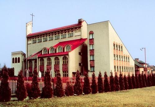 Kościół pw. Podwyższenia Krzyża Świętego i Matki Boskiej Bolesnej w Przegędzy