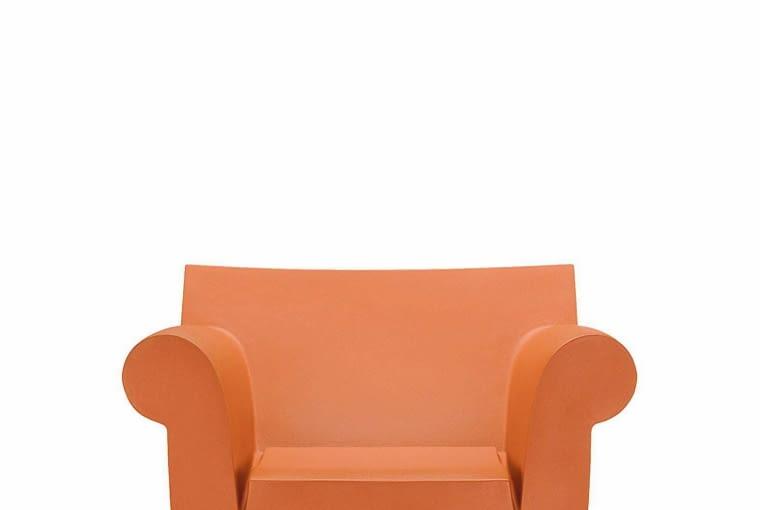 Fotele 1000-2000 zł: fotel Bubble, poliwęglan, Atak Design