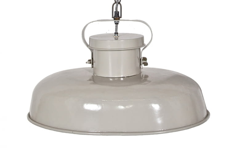 W stylu tego wnętrza: lampa industrialna Grau, Agamartin, cena: 596 zł