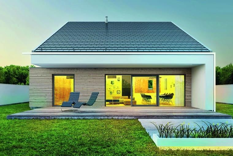 Dom jednorodzinny w Gliwicach