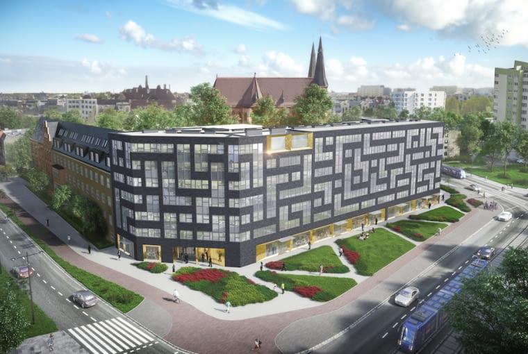 Starter III - Mikroapartamentowiec we Wrocławiu
