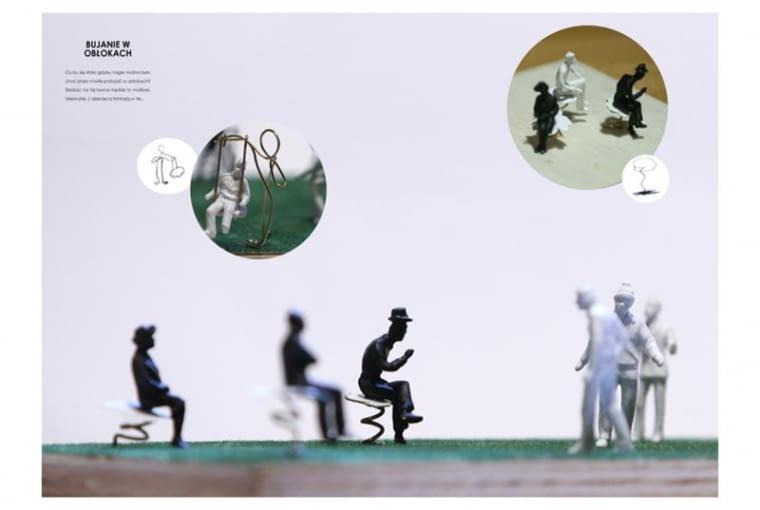 SIEKIERAUT. Prezentacja projektu: Bujanie w obłokach