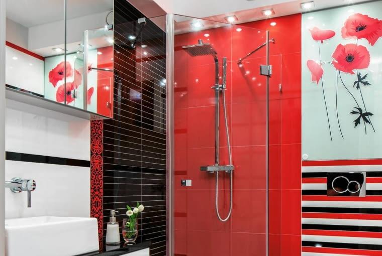 aranżacje łazienki, oświetlenie łazienki