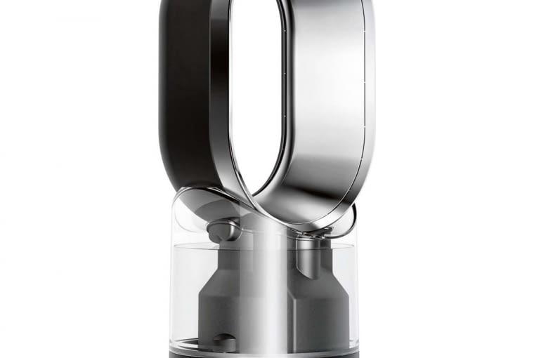 AM10, ewaporacyjny, wydajność 0,16 l/godz., oczyszczanie powietrza, czujnik wilgotności, 2300 zł, Dyson