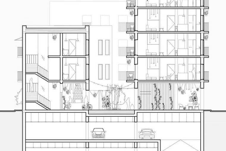 Valencia Social Housing