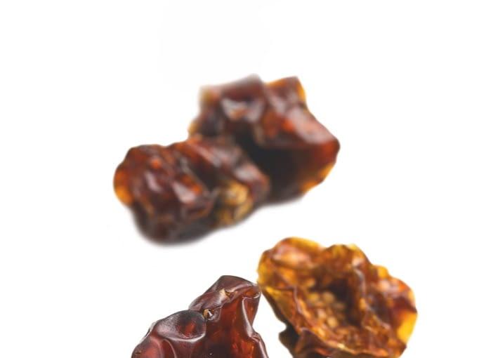 RODZYNKI BRAZYLIJSKIE to słodzone i suszone owoce miechunki peruwiańskiej.
