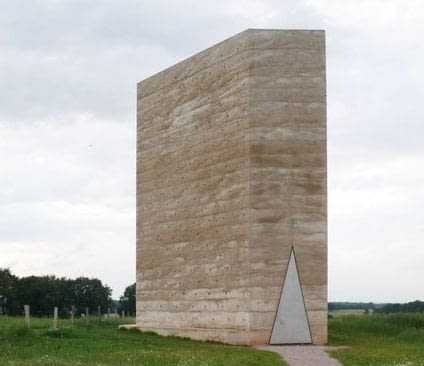 Bruder Klaus Kapelle, Wachendorf, Niemcy, 2007