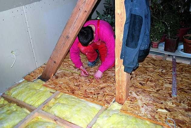 remont starego domu, izolacja akustyczna