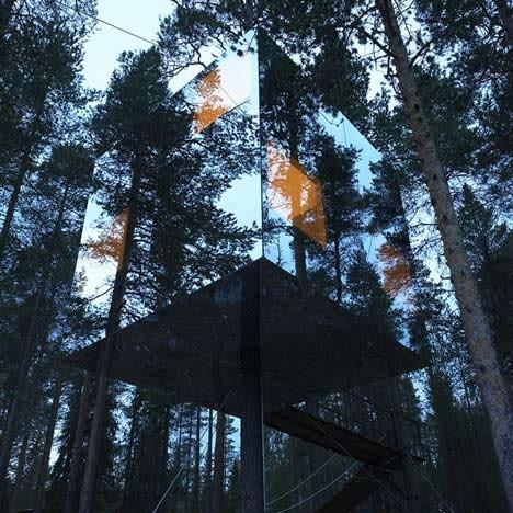 Treehotel, Harads, Szwecja