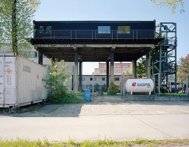 dom w kopalni, Bolko Loft, design