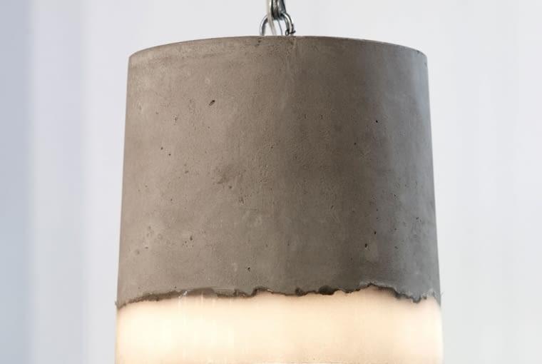 Lampa wisząca Beton+Silikon, Serax, Agamartin