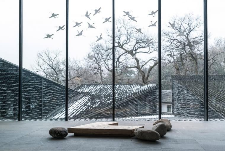 Muzeum Sztuki Ludowej w Chinach, Hangzhou, projekt: Kengo Kuma. Finalista w kategorii: Duch miejsca