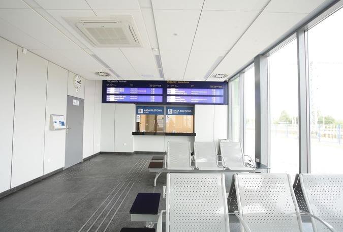 Nowy Dworzec systemowy w Nasielsku