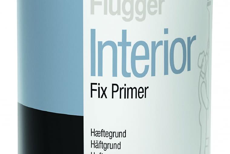 INTERIOR FIX PRIMER, podkład zwiększający przyczepność różnych powierzchni 41,60 zł/0,75 l Flügger